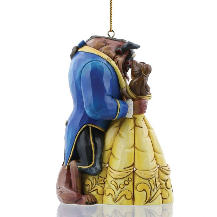 A 28960 Beauty The Beast Hanging Ornament Jim S For North Pole Christmas